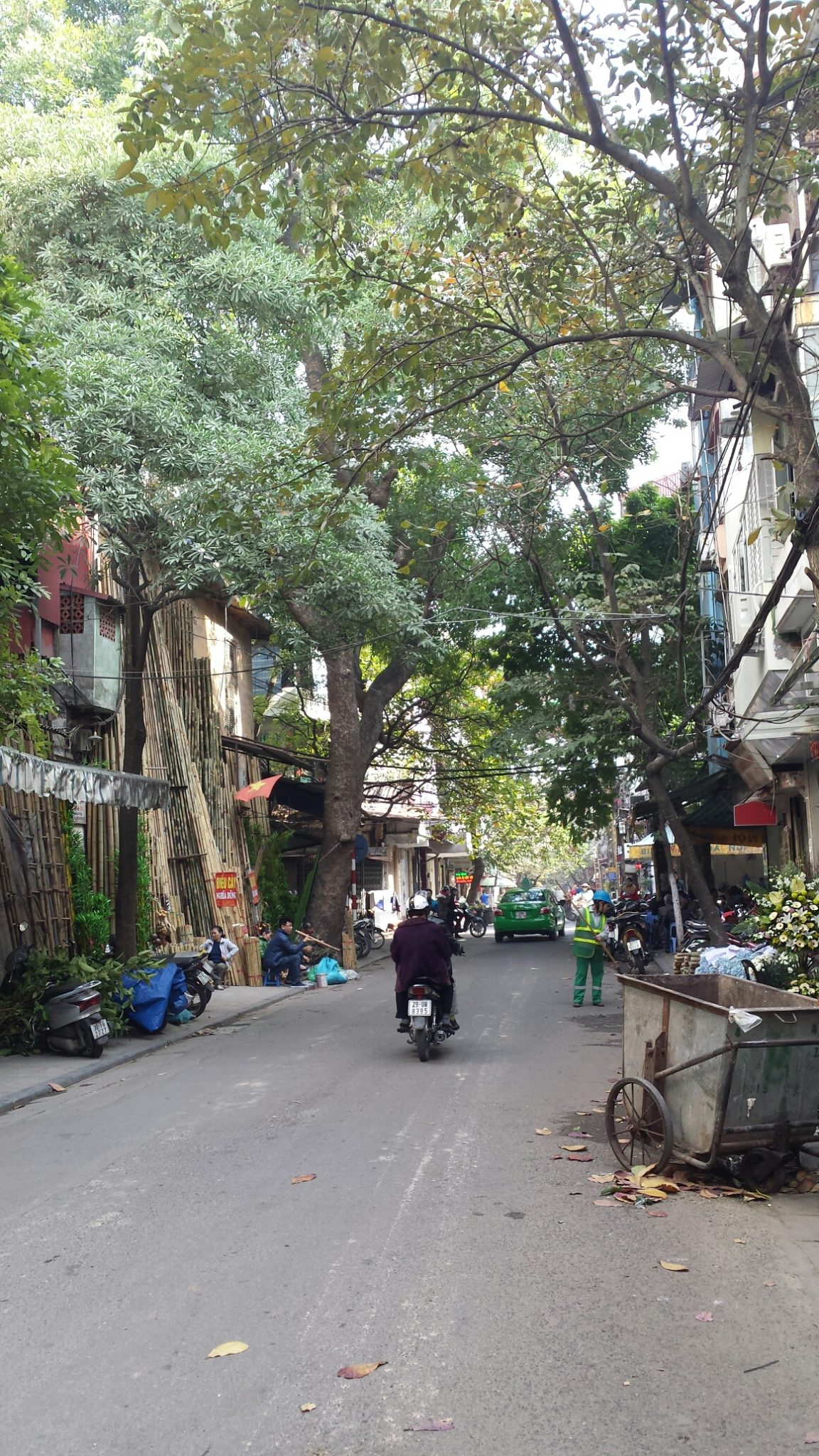 Hanoi on the streets