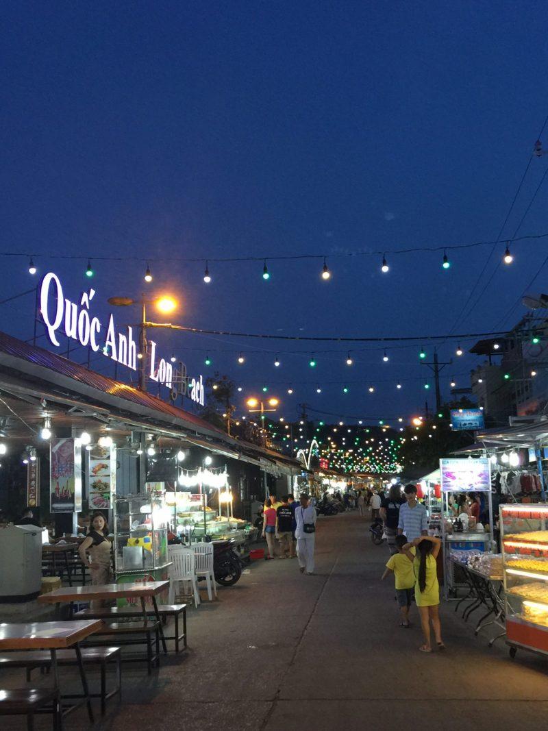 Phu Quoc Night Markets