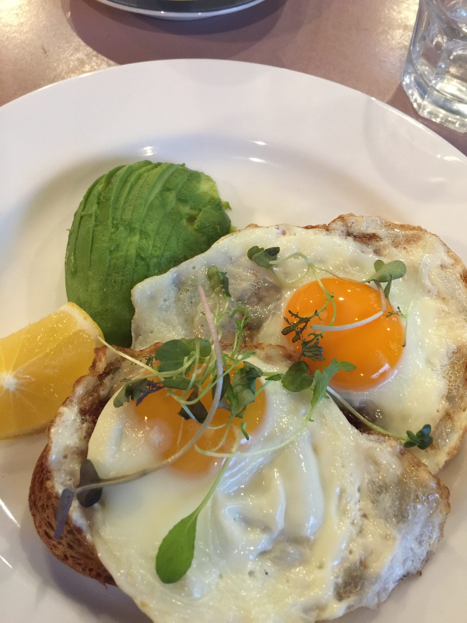 Breakfast in Melbourne