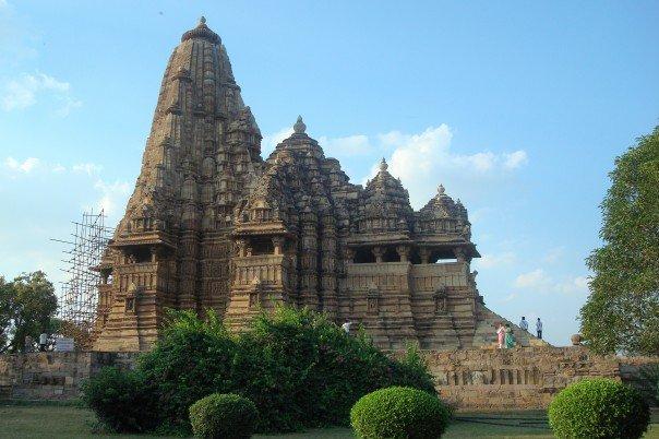Khajuraho, Temples, India