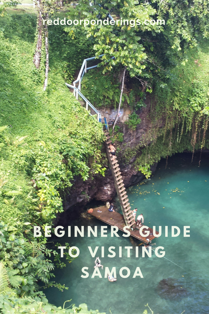 Samoa - why it should be on your bucket list