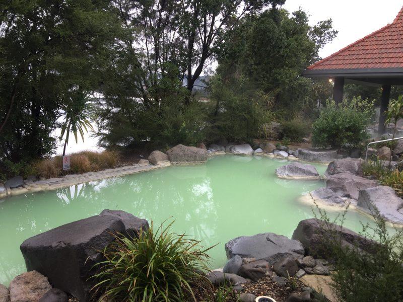Spa Weekend, Rotorua