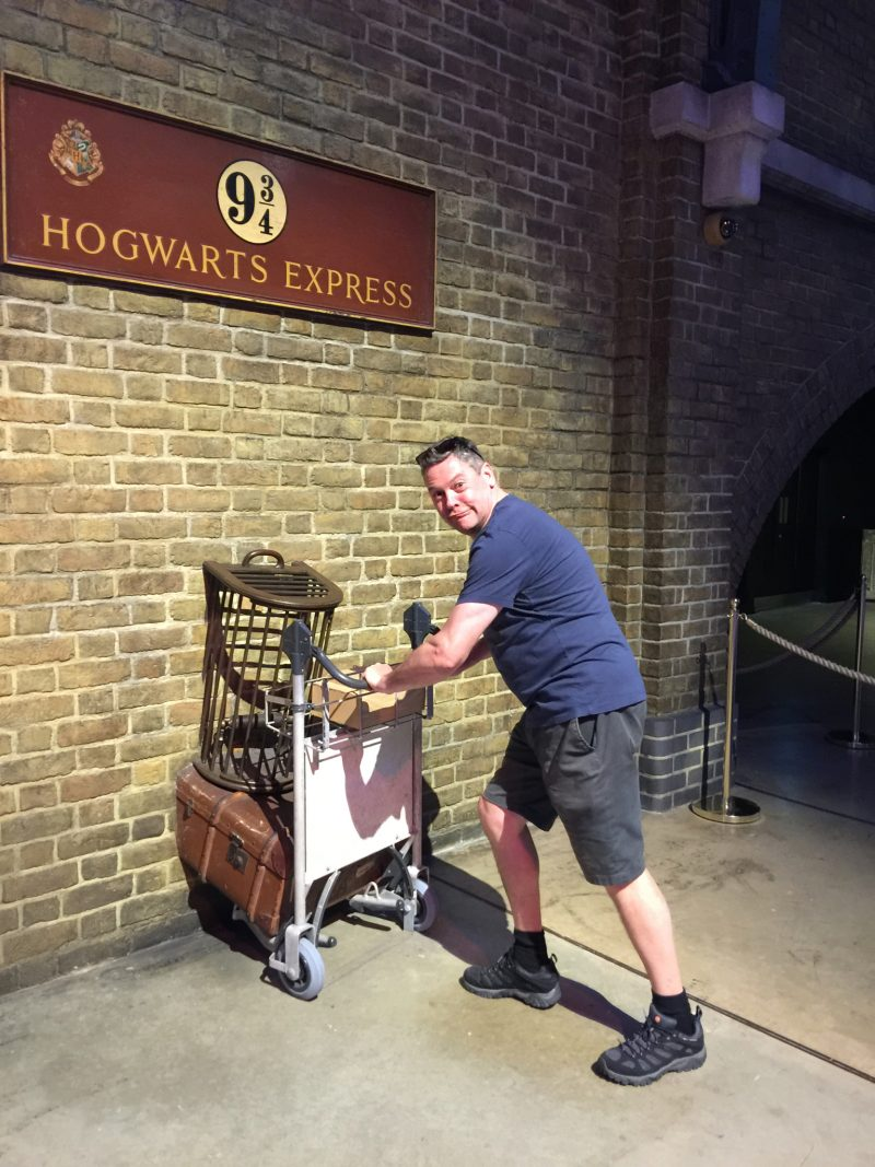 Visiting Harry Potter Warner Bros Studio Tour, London