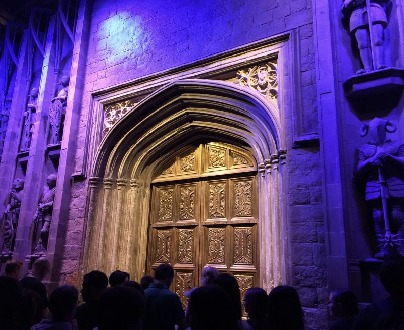 Visiting Harry Potter Warner Bros Studio Tour